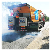 China Asphalt Distribution and Gravel Synchronous Seal Truck
